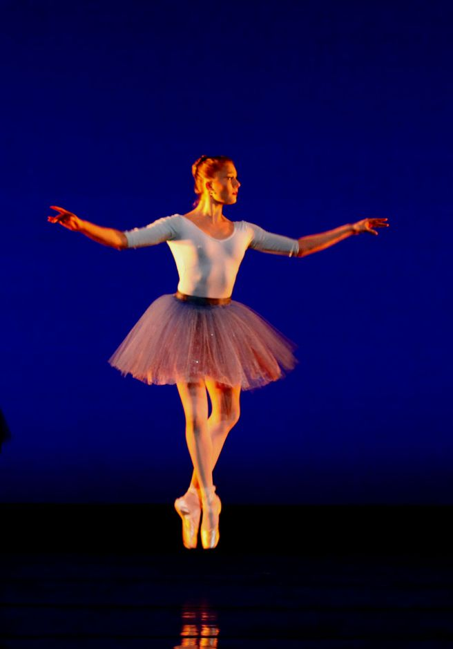 Cecilia Iliesiu in Rhapsody in Blue