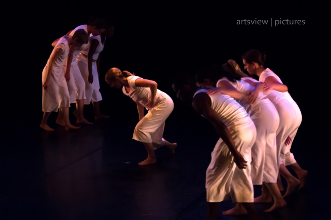 "Van Dyke Dance Group in ""Design for Eight."""