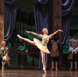 Randi Osetek as Goodness in Sleeping Beauty