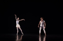 Lara O'Brien and Richard Krusch in Grosse Fuge choreographed by Robert Weiss