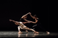 Lara O'Brien, Marcelo Martinez and Richard Krusch in Grosse Fuge choreographed by Robert Weiss