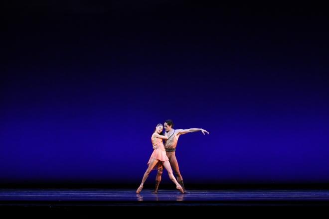 Lilyan Vigo and Marcelo Martinez in