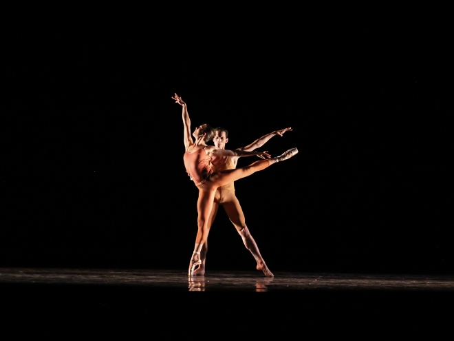 Cecilia Iliesiu and Adam Crawford Chavis in