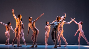 Shen Wei Dance Arts in Collective Measures at the American Dance Festival in 2013, photo by Denise Cerniglia