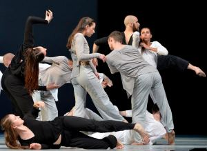 Shen Wei Dane Arts Untitled no 12 -2 at the American Dance Festival, photo by Grant Halverson